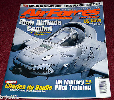 Air Forces Monthly 2002 July