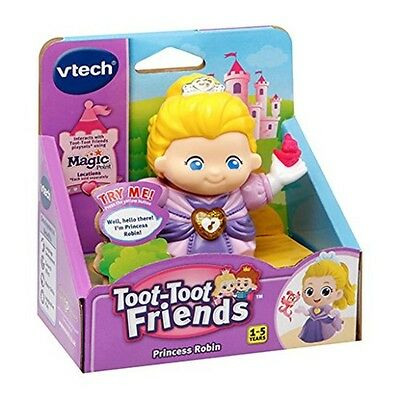 Vtech Baby Toot-Toot Friends Kingdom Toys (Princess Robin) - Multi-Coloured New
