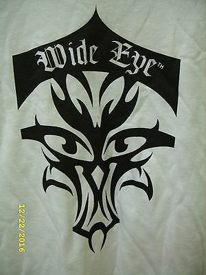 Wide Eye Energy Schnapps - Promo Mens T-Shirt XL *NEW*