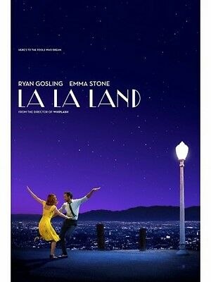 "La La Land Poster ""BRAND NEW"" size 61 X 91.5 cm Ryan and Emma"