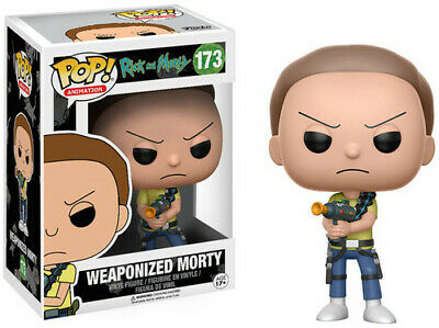 Funko Pop! Animation: Rick & Morty - Weaponized Morty Toy