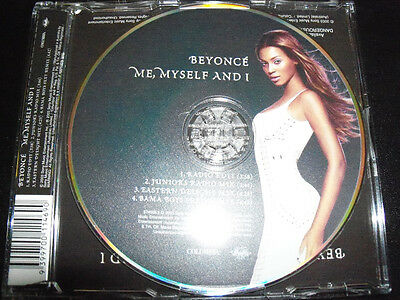 Beyonce Me Myself & I Australian 4 Track Picture Disc CD Single - Like New
