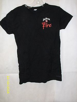 Jim Beam Kentucky Fire - Promo Ladies T-Shirt - SMALL *NEW*