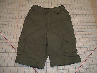 BOY SCOUTs Of America Official Switchback Uniform Shorts Youth large cargo 27W