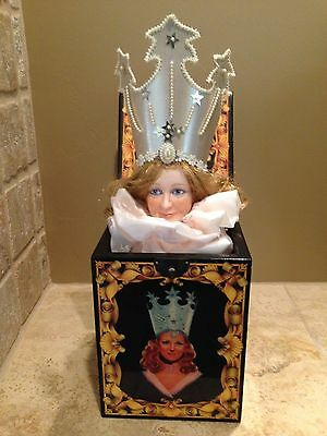 Wizard of Oz - Glinda Musical Jack-in-the-Box - 50th Anniversary Collection LE
