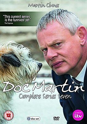 Doc Martin - Series 7  with Martin Clunes New (DVD  2015)