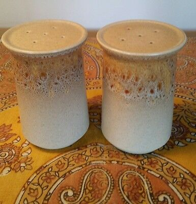 Vintage Mikasa Nature's Song Salt and Pepper Shakers