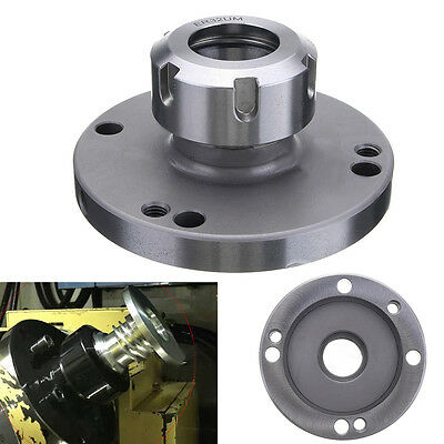 100mm ER-32 Collect Chuck High Speed Steel & 41Cr4 Compact Lathe Tight Tolerance