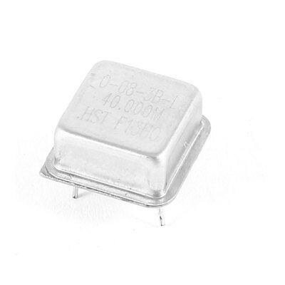 Square Shape 4Pin DIP Mounting 40.000MHz 40MHz Crystal Oscillator
