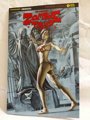 Zombie Tramp Origins #2 Aod Collectables Exclusive Special Red Foil Cover 2017