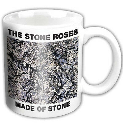 The Stone Roses Made in Stone Mug White Official Licensed Music