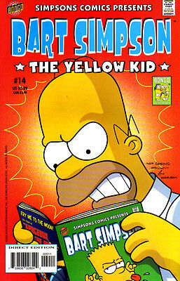 BART SIMPSON #14 New Bagged