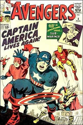 Avengers (v1 - v5 + Annuals & Extras) A Must For Any Comic Book Fan!!!