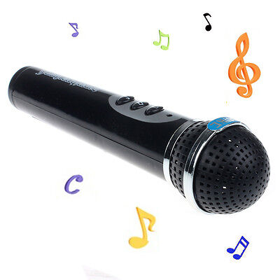 Girls Boys Microphone Mic Karaoke Singing Kid Funny Gift Music Developmental Toy