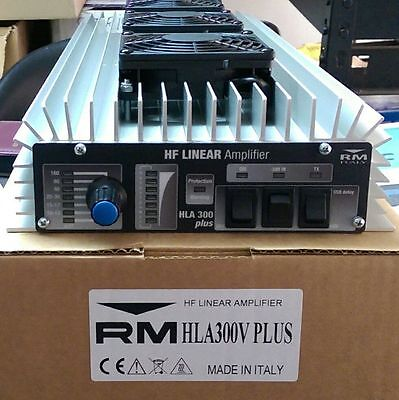 RM Italy HLA 300 V Plus amplificatore HF e CB - SM TECHNOLOGY