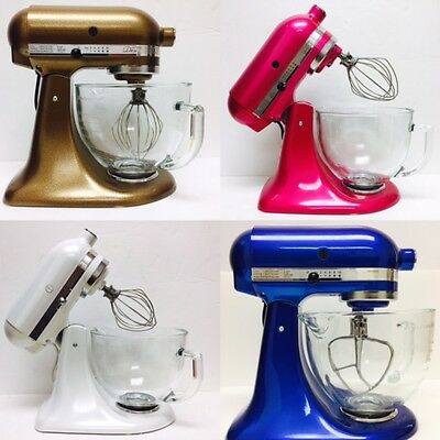 Kitchenaid Artisan Design Series 5 Qt Tilt Head Stand Mixer Ksm155gb
