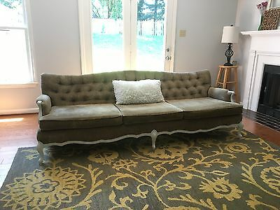 Antique French Provincial Sofa/Couch