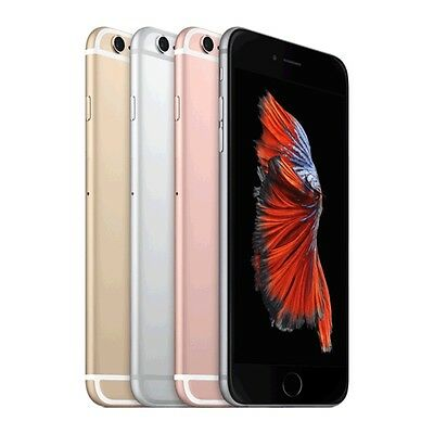 Apple iPhone 6S (T-mobile) SmartPhone 16GB Gold Space Gray Rose Gold Silver