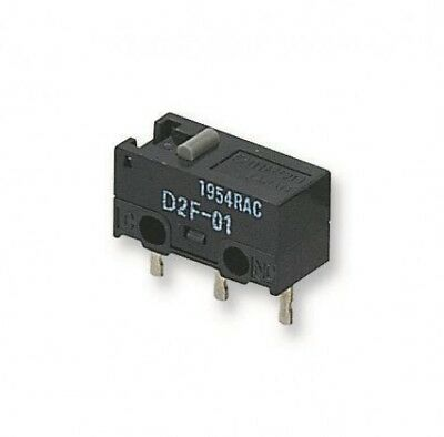 Omron Microswitch Plunger D2F-01