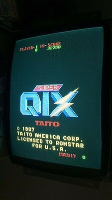 Super Qix Jamma Board Works 100% Rare!