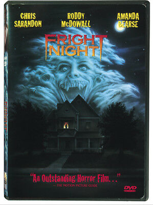 Fright Night [New DVD] Widescreen