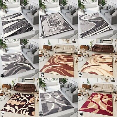 TAPISO NEW BEAUTIFUL MODERN RUGS TOP DESIGN LIVING ROOM ! Different Sizes !