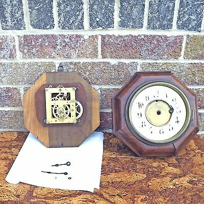 New Haven Wall Clock - For Spares Or Repair