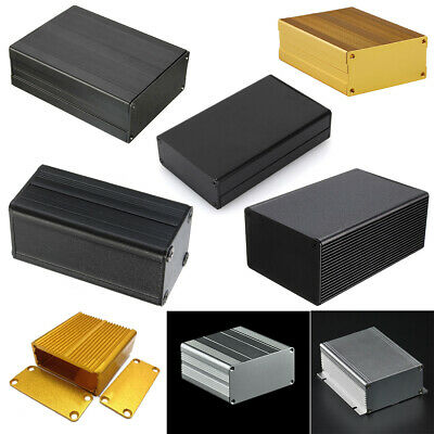 Multi styles Aluminum/Plastic Instrument Box Enclosure Electronic Project Case