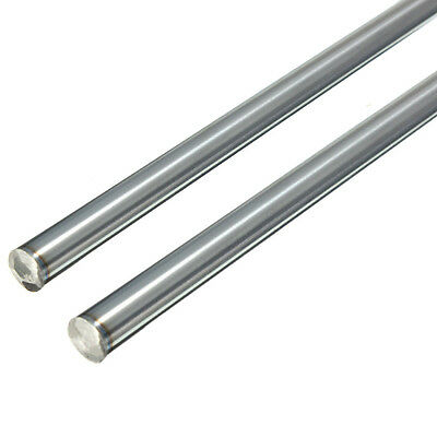 8mm x 300mm Cylinder Liner Rail Linear Optical Axis Steel Chromed Resistance