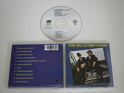 The Blues Brothers/ Soundtrack/ The Blues Brothers (Atlantic 250 715 16017-2) CD