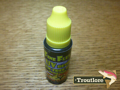 Deer Creek Diamond Fine Flex Uv Resin - New Fly Tying Glue