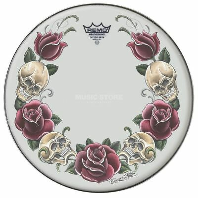 "Remo Remo - Tattoo Skyn 14"", Rock and Roses"