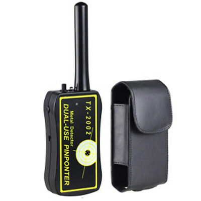 TX-2002 Dual-use Hand Held Metal Detecting Pinpointer Probe with leather case