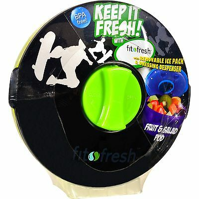 Fit and Fresh Kids Fruit and Salad Bowl - 1 Bowl-0465773