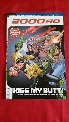 2000ad issue 1208 hard to find issue in mint condition.
