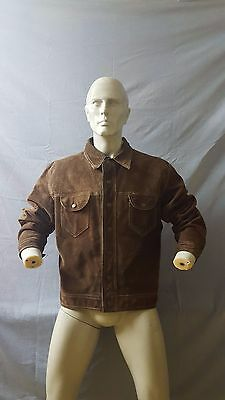 Diesel Double Face Leather Jacket Giubbino Giubbotto Giacca Tg L G616