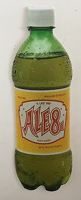"""Ale 8 1 Bottle Sign-""""A Late one"""""""