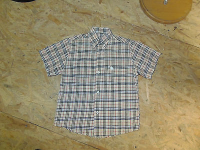 Chemise Burberry  Taille 8 Ans