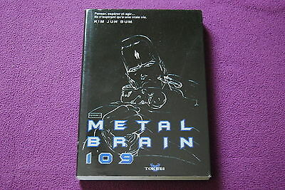 METAL BRAIN 109 - Kim Jun Bum - Tokebi - N° 2