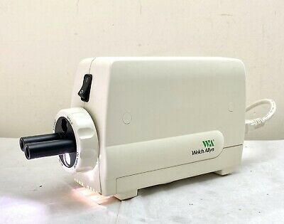 Welch Allyn Solarc N344 Light Source + Headset For Wolf Storz Olympus Acmi 49501