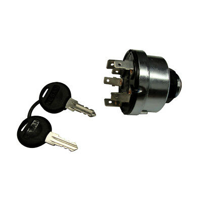 Ignition Switch Ford New Holland Tractor 4998108,5107623,5112124,5123727,5129862