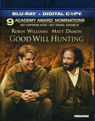 Good Will Hunting [New Blu-ray] Ac-3/Dolby Digital, Dolby, Digital Theater Sys