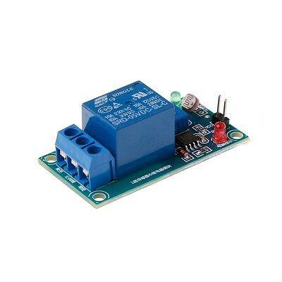 5V Photoswitch Light Sensor Switch LDR Photoresistor Relay Module Detect Board