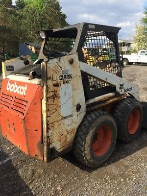1980 Bobcat 632 Skid Steer Loader