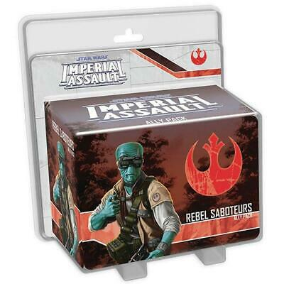 Star Wars Imperial Assault: Rebel Saboteurs Ally Pack Board Game