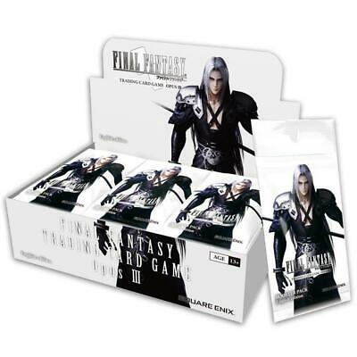Final Fantasy Trading Card Game Opus III Booster Box - LIMITED STOCK