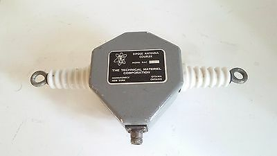 TMC Technical Material Corporation Antenna Balun DAC 10 C MY OTHER HAM RADIO
