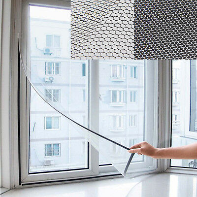 2 Colors Window Screen Mesh Insect Net Fly Mosquito Bug Protection Door Netting