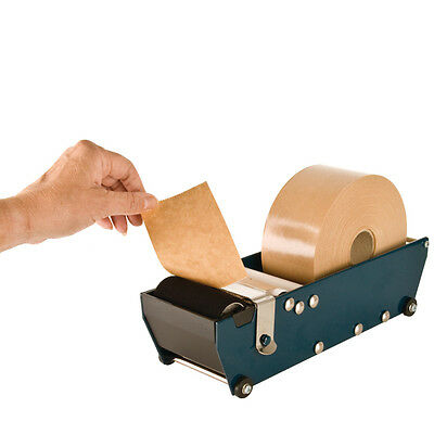 BUDGET PULL & TEAR GUMMED PAPER TAPE DISPENSER max. 80mm wide EPS80