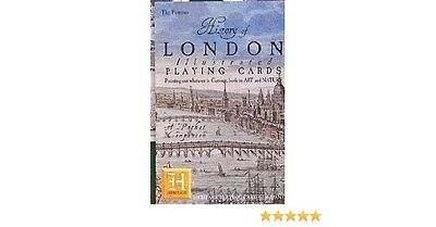 Heritage Playing Cards - History of London - NEW!  Very educational
